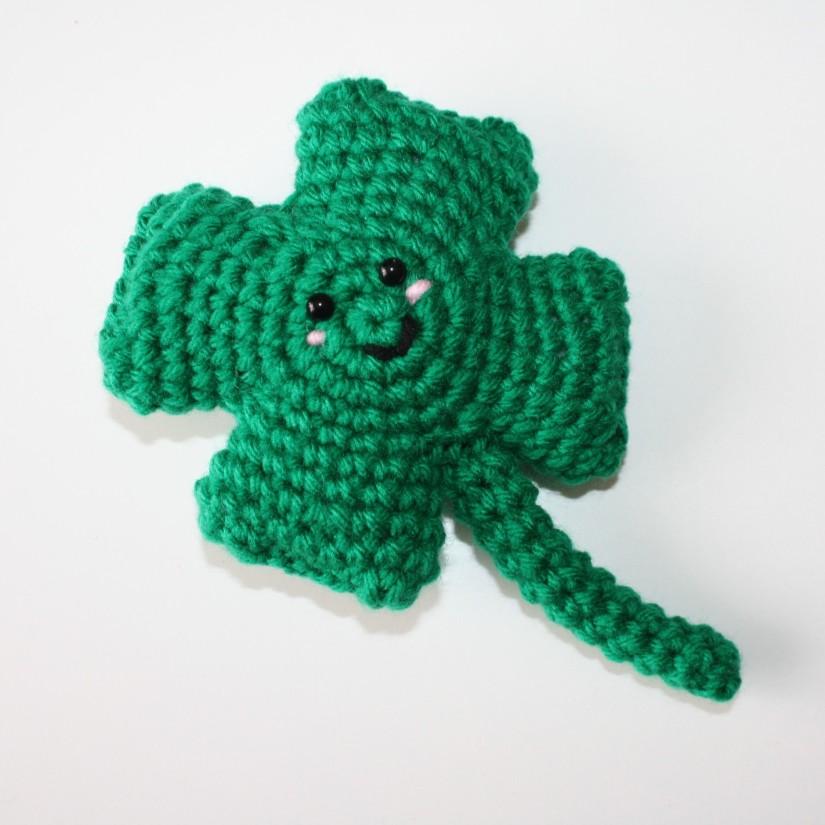 Four Leaf Clover CrochetPattern
